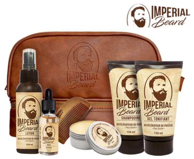 7-teiliges Imperial Beard Bartpflege-Set für 35,90€ inkl. Versand (statt 55€)