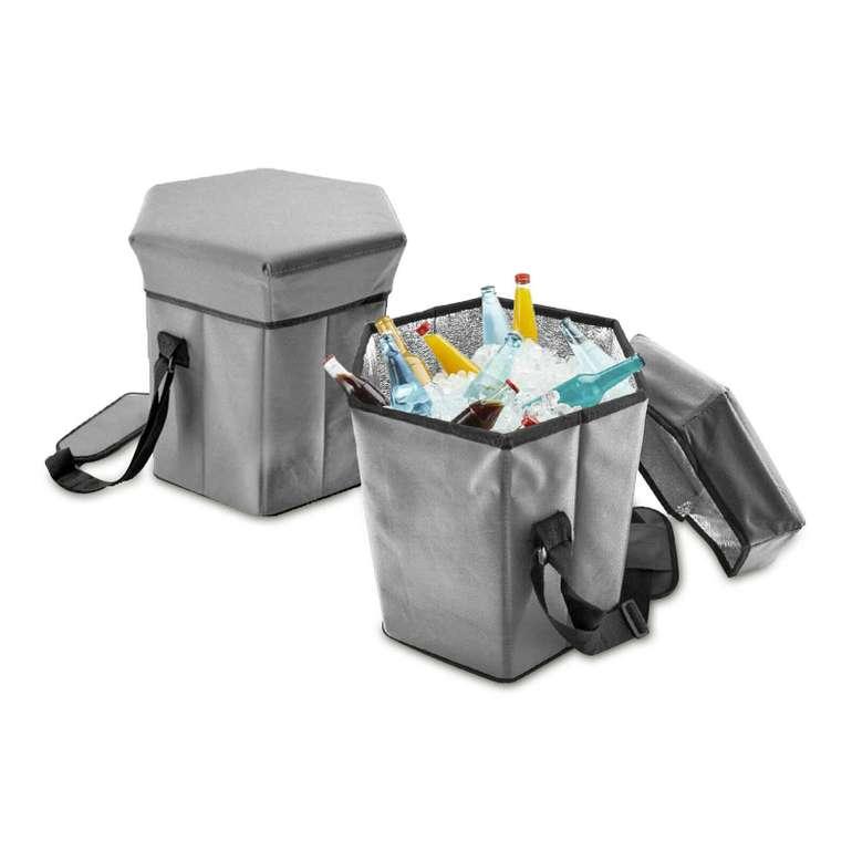 Eaxus 2 in 1 Kühlbox + Camping-Hocker Picknick für 9,99€ inkl. Versand (statt 15€)