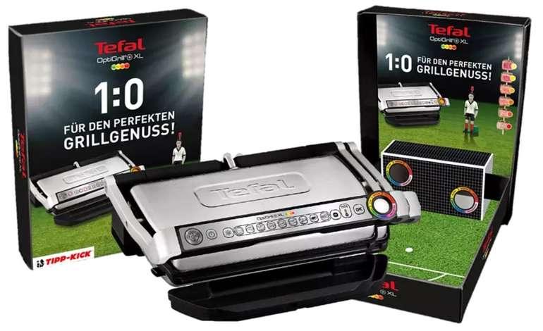 Tefal GC722D Optigrill+ XL Kontaktgrill mit TippKick für 133,65€ inkl. Versand (statt 154€) - Newsletter + Club!