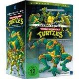 Teenage Mutant Ninja Turtles - Gesamtedition [22 DVD] für 39,99€ (statt 48€)