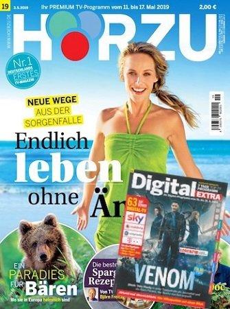 1 Jahr HÖRZU mit digital Extra im Prämien-Abo für 125€ + 110€ Gutschein