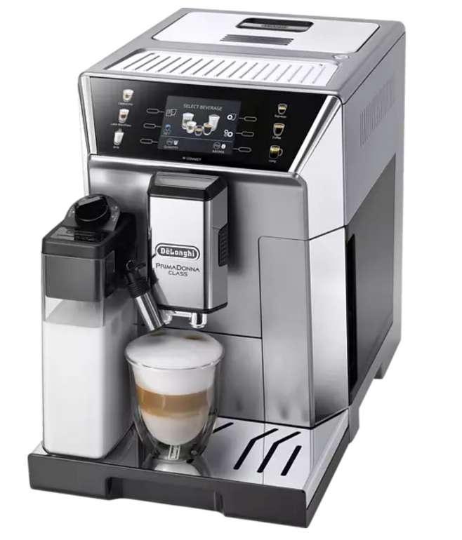 Delonghi PrimaDonna Class ECAM 550.65.MS Kaffeevollautomat für 777€ inkl. Versand (statt 900€)