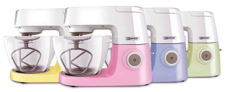 Kenwood KVC5100 Chef Sense Colour Collection Küchenmaschine