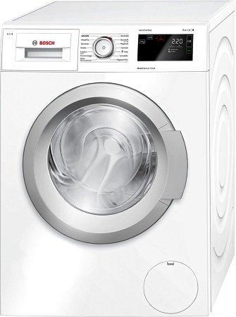 BOSCH Serie 6 WAT28640 Waschmaschine mit 8kg & A+++ für 499€ + 5 Flaschen Persil