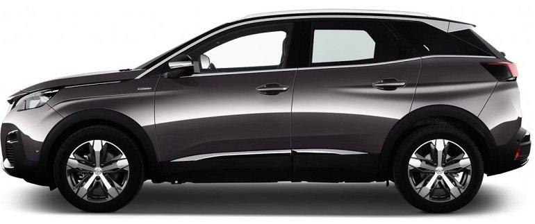 Peugeot 3008 Allure BlueHDI 180 Leasing