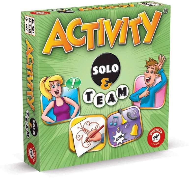 Piatnik Activity Solo & Team (6617) für 10,89€ inkl. Prime Versand (statt 18€)