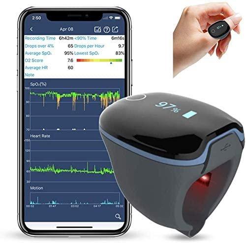 Viatom Schlafmonitor (Sauerstoffgehalt, Herzfrequenz, App) für 110,32€ inkl. Versand (statt 169€)