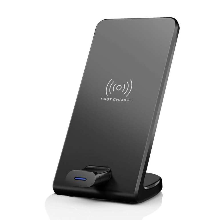 Xltok 10W Fast Wireless Charger für 10,79€ inkl. Prime Versand (statt 18€)