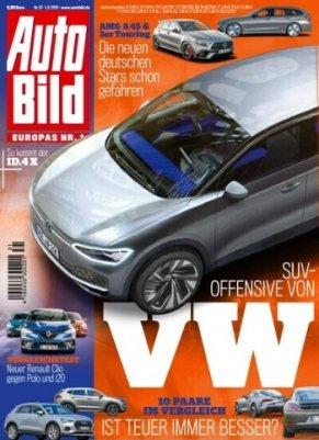 Kiosk News Cyber Monday Zeitschriften Abos, z.B. 25 Ausgaben Auto Bild für 62,50€ + 60€ Amazon-GS