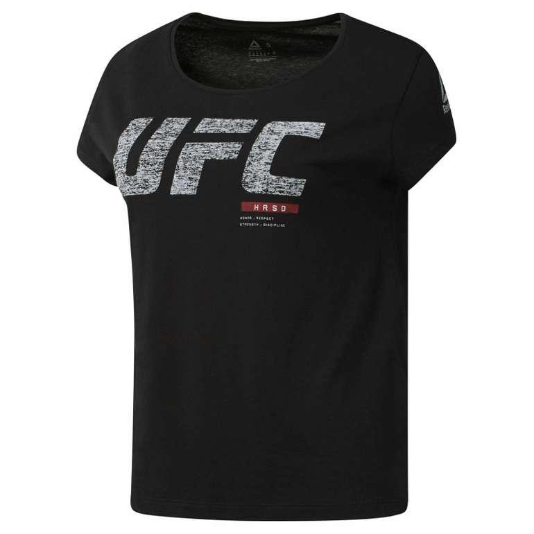 """Reebok Sport """"UFC Fight Week"""" Damen T-Shirt für 17,97€ zzgl. Versand (statt 27€)"""