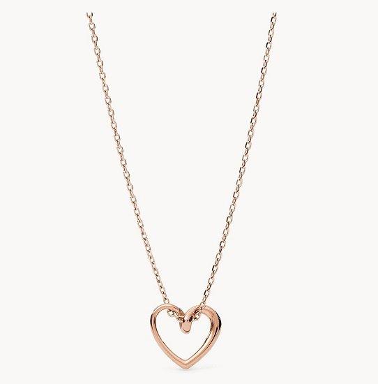 Fossil Pendant Damen Halskette für 13€ inkl. Versand (statt 40€)