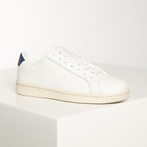 Marc O'Polo Damen Sneaker in Weiß/Blau für 50,95€ inkl. Versand (statt 63€)