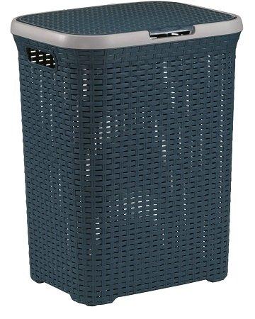 Kela Rio Wäschekorb mit 65 Liter (43.5 x 34 x 55.5 cm) aus PP-Kunststoff 10,71€