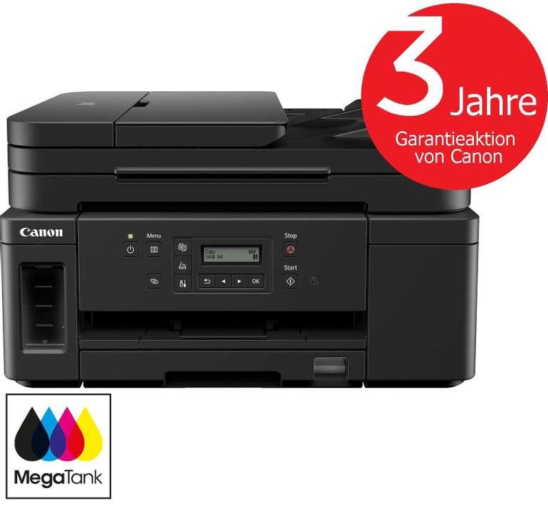 Canon PIXMA GM4050 Tintenstrahl-Multifunktionsdrucker S/W für 239,78€ (statt 274€)