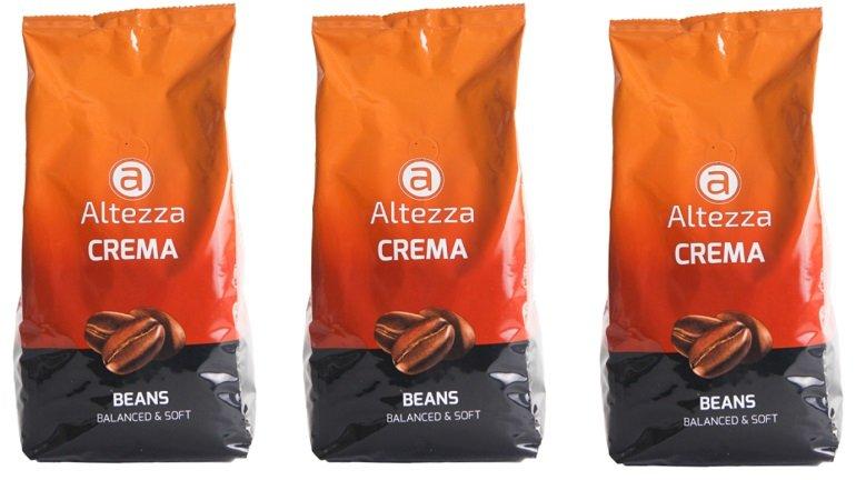 8kg Altezza Crema Kaffeebohnen