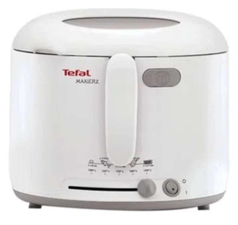 Tefal Uno M FF 1231 Fritteuse (1.600 Watt, 1,8 Liter) für 39,99€ inkl. Versand (statt 61€)