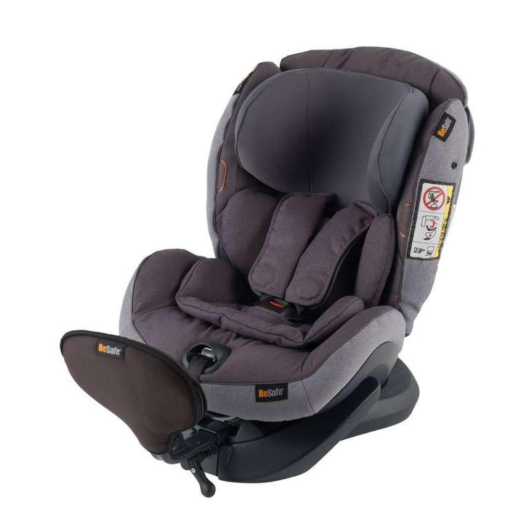 BeSafe Kindersitz iZi Plus X1 Metallic Mélange für 399,99€ inkl. Versand (statt 519€)
