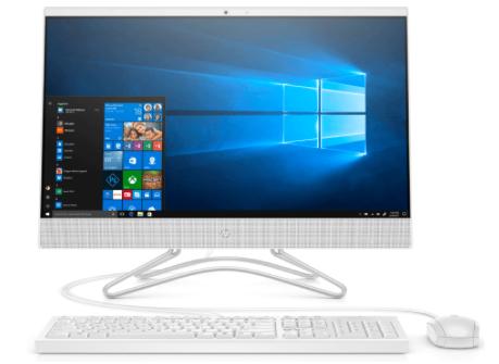 HP 24-f0005ng All-In-One-PC (i3, 8GB RAM, 1TB HDD, 128GB SSD) für 599€