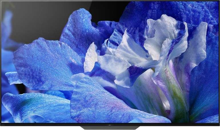 "Sony KD65AF8BAEP - 65"" 4K Ultra-HD OLED Smart-TV für 1.828,95€ (statt 2.048€)"