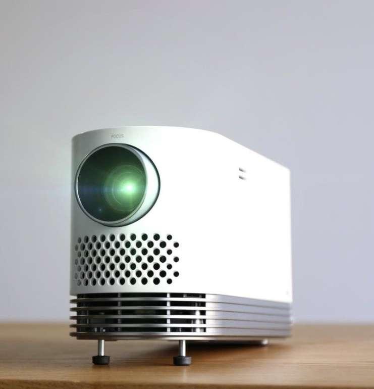 LG HF80LS Andante 2.0 FHD DLP Laser-Beamer mit 2000 Lumen und Magic Remote für 799€ (statt 981€)