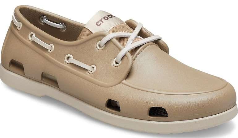 Men's Classic Boat Shoe - Crocs für 37,79€ inkl. Versand (statt 45€)