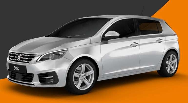 Gewerbe Leasing: Peugeot 308 PureTech 130 Active mit 131 PS für 64,62€ mtl. (einmalig 855,21€ - LF 0,30)