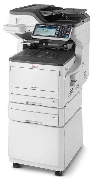 Preisfehler! Oki MC853dnct Farblaserdrucker für 401,56€ inkl. Versand