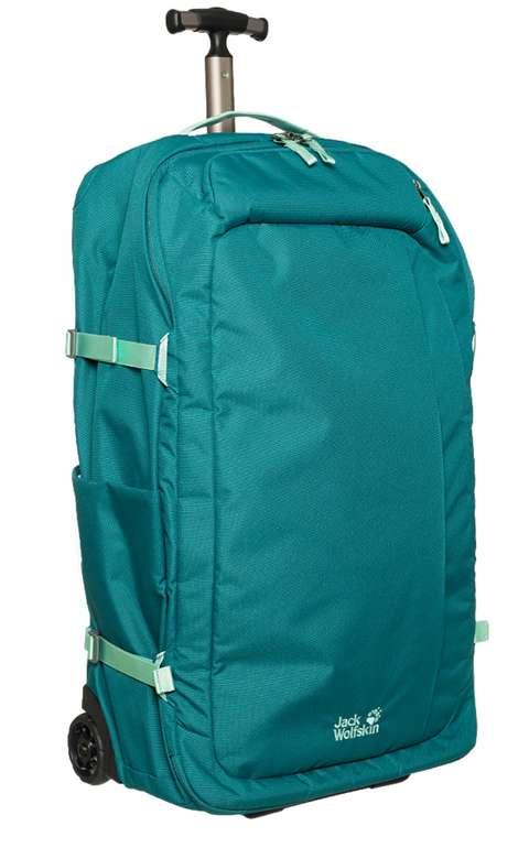 Jack Wolfskin Easy Rail 70 L Trolley Reisetasche für 59,99€inkl. Versand (statt 120€)