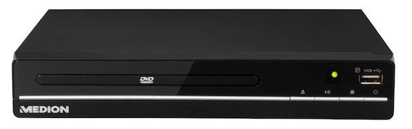 Medion Life E71021 DVD Player mit HDMI, USB & OSD für 14,95€ (statt 41€)