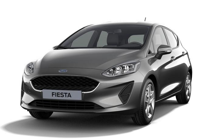 Ford Fiesta Cool&Connect mit 100PS für 58,82€ mtl. Netto im Gewerbeleasing - LF: 0.35