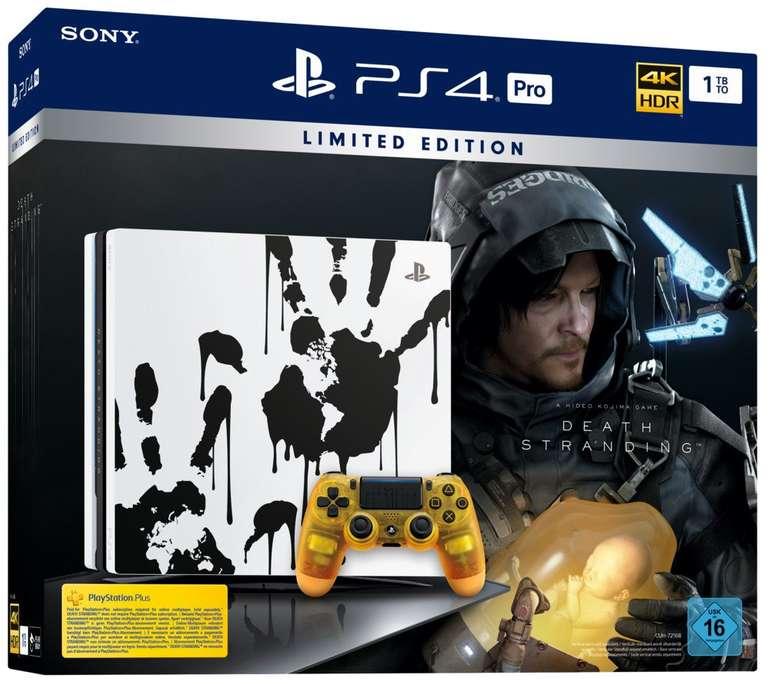 PlayStation 4 Pro im Limited Death Stranding Bundle für 336,99€ inkl. Versand (statt 479€)