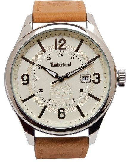 "Timberland ""TM2589"" Herren Armbanduhr für 52,44€ (statt 84€)"