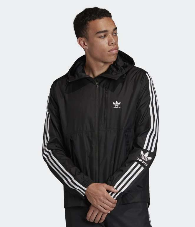 Adidas Originals Herren Jacke Lock-up für 29,99€ inkl. Versand (statt 47€)