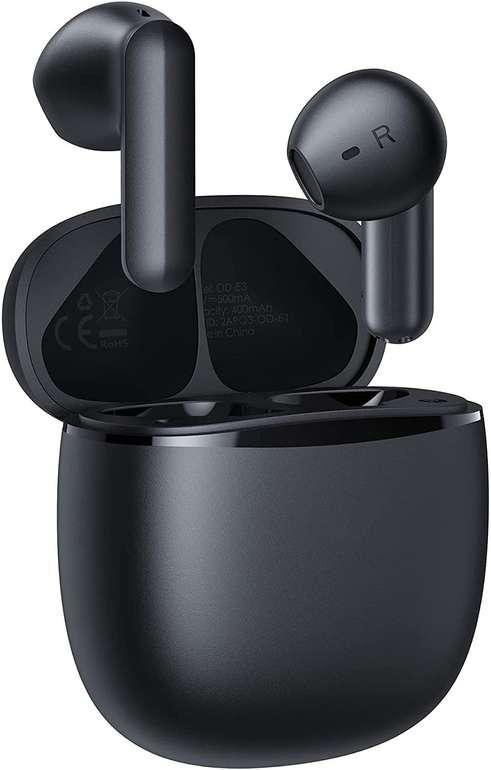 ASDF Bluetooth Kopfhörer (Mikrofon, 24h Laufzeit, Touch, IPX5) für 11,99€ inkl. Prime Versand (statt 20€)