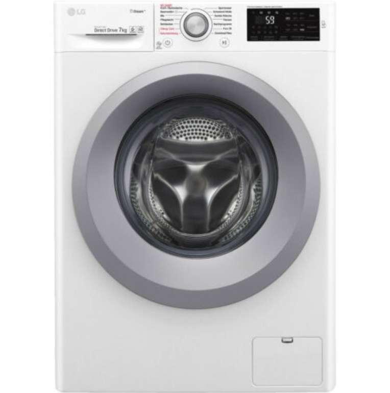 LG F14WM7KS1 Waschmaschine (7 kg, 1400 U/Min., A+++) für 379€ (statt 422€)