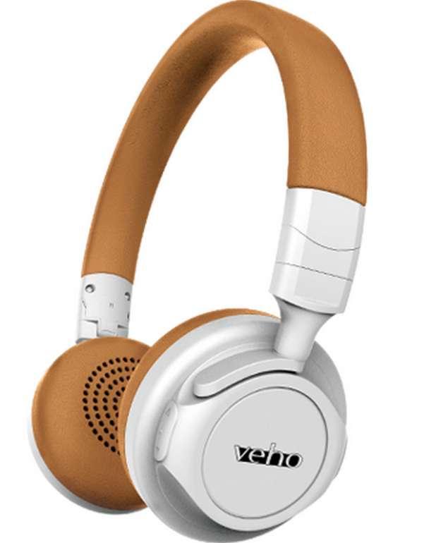Veho Monaco Bluetooth-Kopfhörer für 45,90€ inkl. Versand (statt 77€)