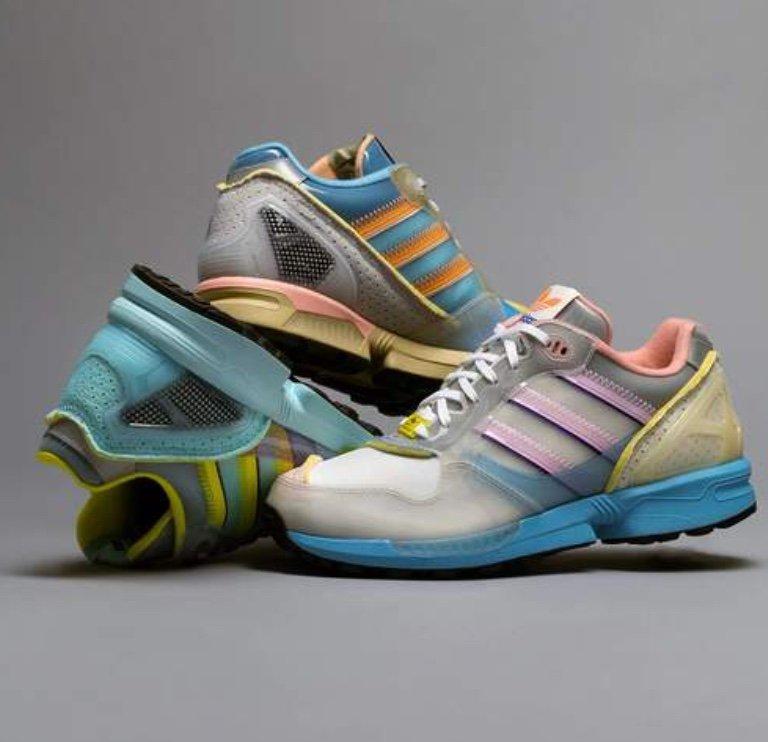 Adidas ZX6000 Inside Out Sneaker in 3 Colorways für je 90,97€ inkl. Versand (statt 133€)