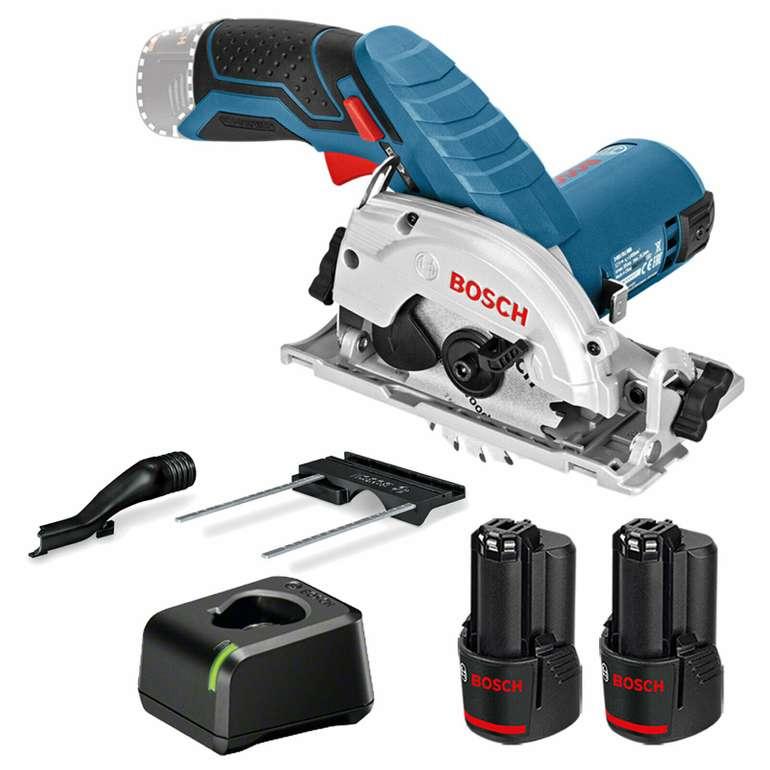 "eBay: 10% Rabatt auf ""Heimwerker"" - z.B. Bosch Professional Akku-Kreissäge GKS 12V-26 12 V für 125,10€ (statt 169€)"