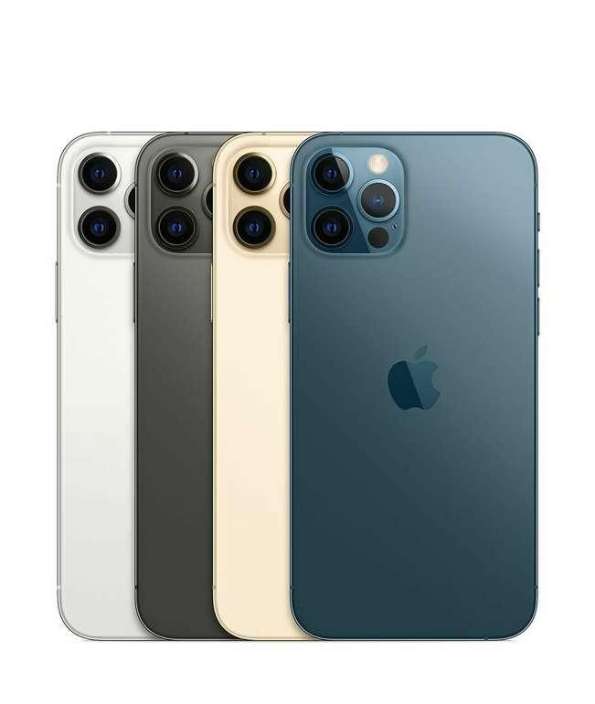 Apple iPhone 12 Pro mit 128 GB für 819€ inkl. Versand (statt 889€) - B-Ware!