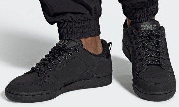 adidas Originals Continental 80 Herren Sneaker für 49,99€ inkl. VSK (statt 70€)