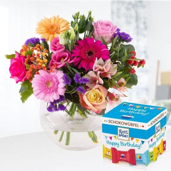 Blumenshop.de: Versandkostenfreie Lieferung für alle Sträuße & Blumen