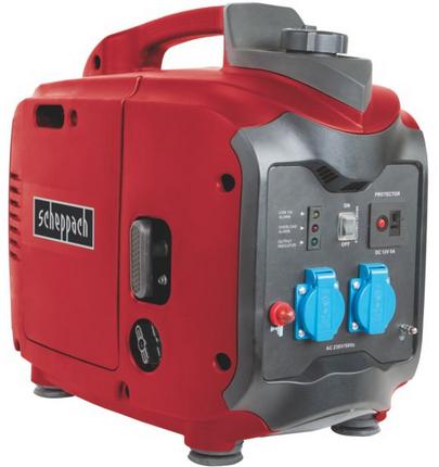 Scheppach SG2000 Redline Inverter Stromerzeuger für 299,99€ (statt 340€)