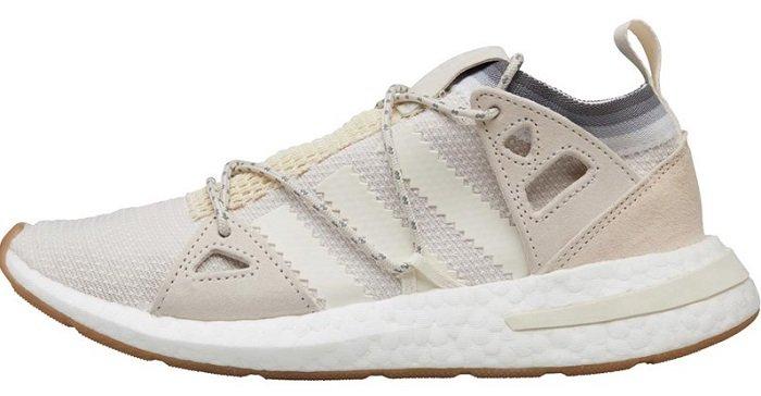 MandMDirect Sneaker Sale mit bis -65% Rabatt - z.B. adidas Originals Damen Ecru für 39€ zzgl. VSK
