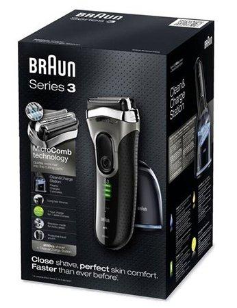 Braun Series 3 3090cc Rasierer für 79,90€ inkl. Versand (statt 90€)