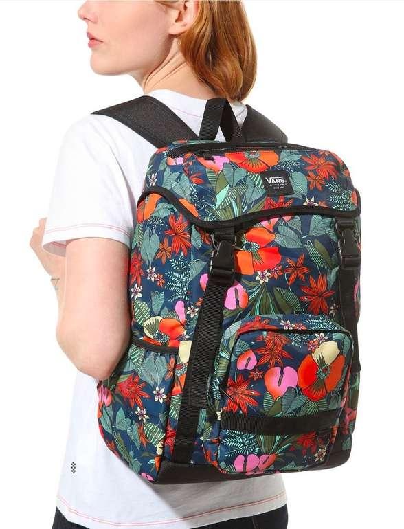 Vans Ranger Damen Rucksack Multi für 28,80€ inkl. Versand (statt 47€)