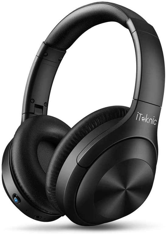 iTeknic Bluetooth Kopfhörer mit ANC für 29,99€ inkl. Versand (statt 50€)