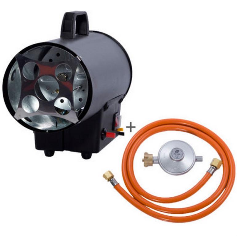Fuxtec GH10 Industrie Gasheizer / Heizstrahler für 49,41€ (statt 69€)