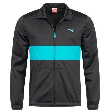 Puma Casual Track Jacket Herren Trainingsjacke für 12,83€ inkl. VSK