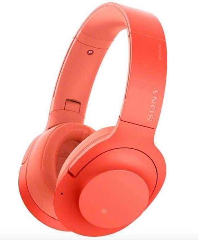 Sony WH-H900N Bluetooth Noise Cancelling Over-Ear Kopfhörer für 142,56€ (statt 179€)