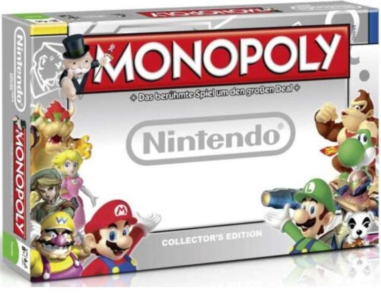 Gesellschaftsspiel: Monopoly Nintendo Super Mario Edition für 36,51€ inkl. Versand (statt 40€)